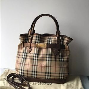 NWT Authentic Burberry bag